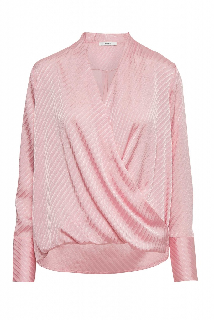 Gunilla blouse Adobe Rose