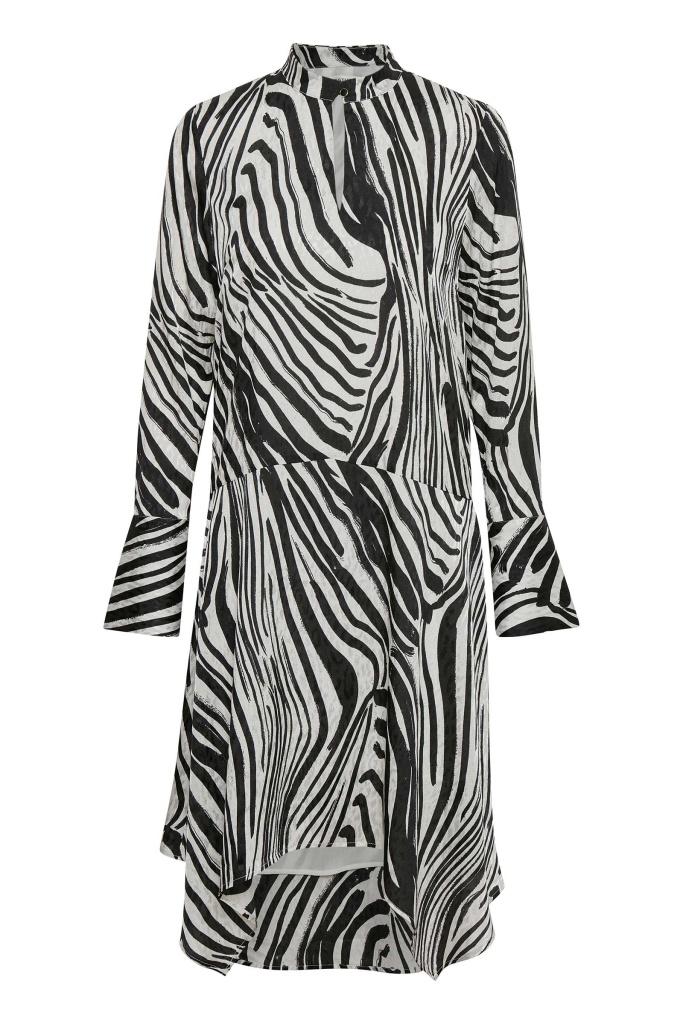 Siwra dress Zebra