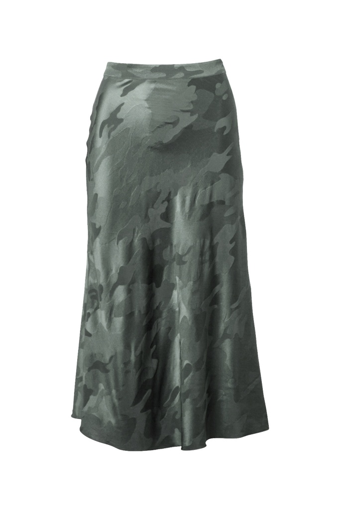Hana skirt military