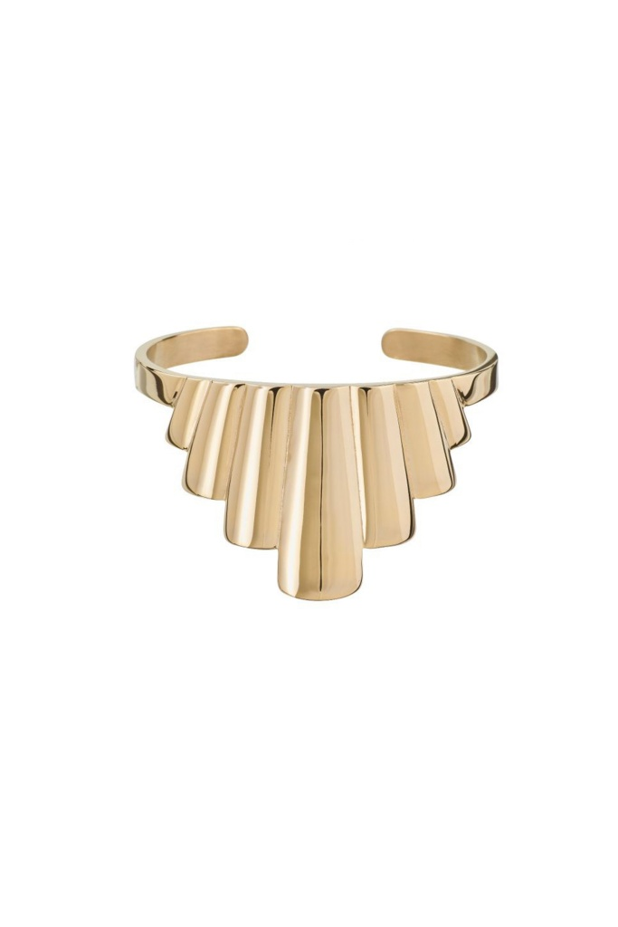 Michelle Bangle Gold gold