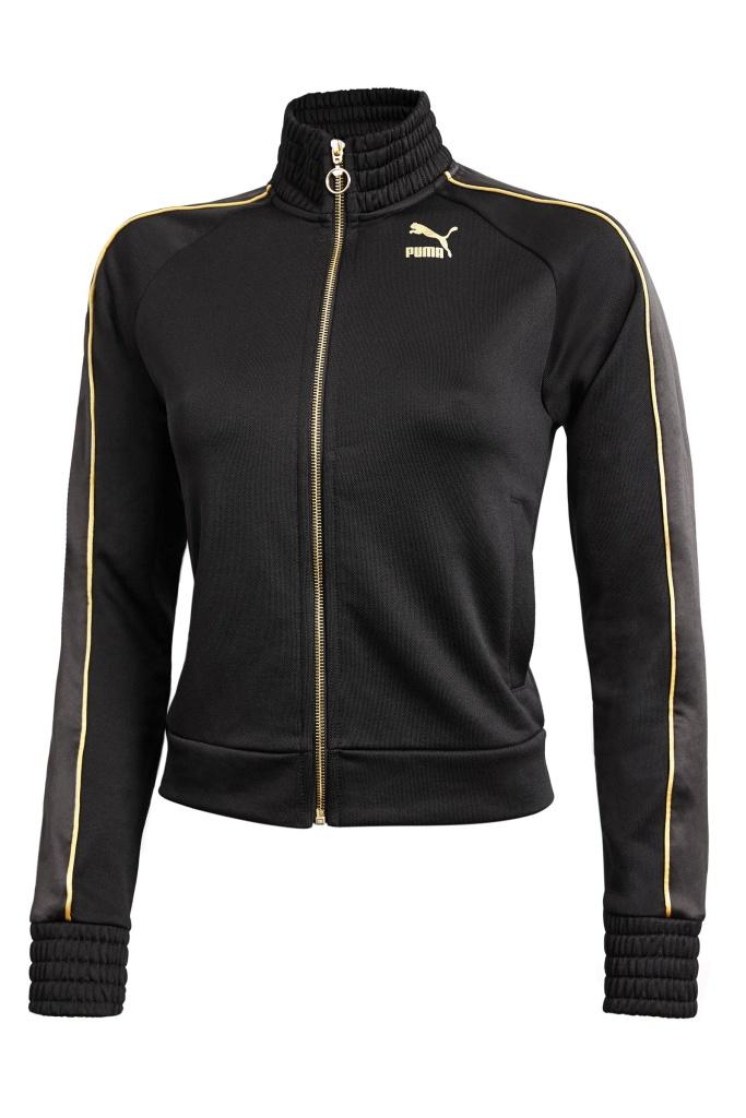 PUMA x KENZA Track Jacket Black