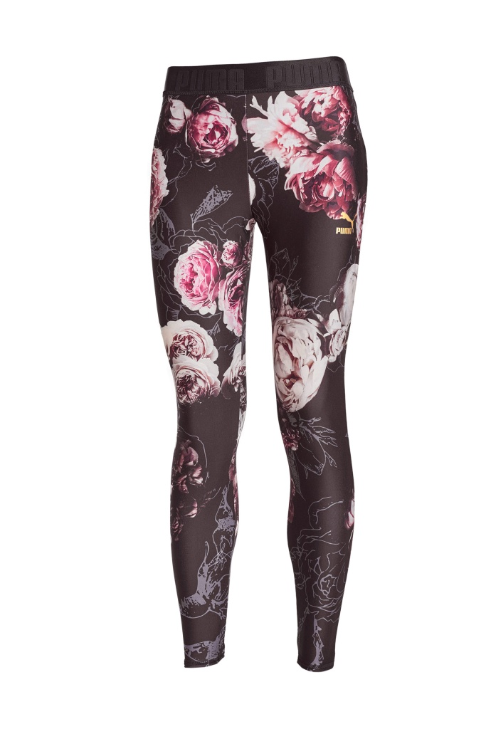 PUMA x KENZA AOP Leggings Black