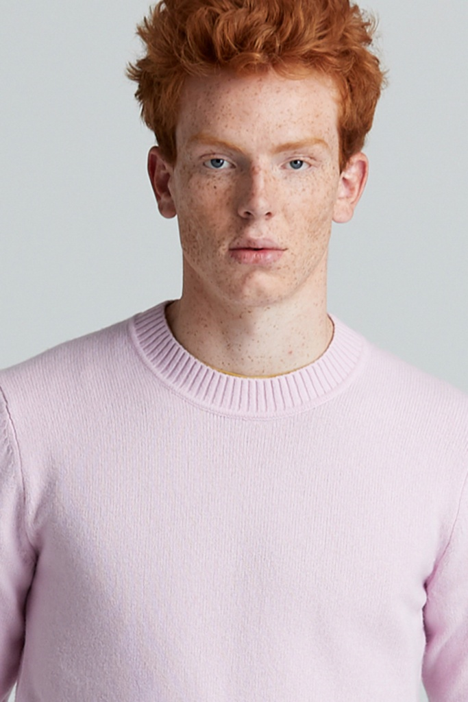 CoWo High Crewneck lt rose