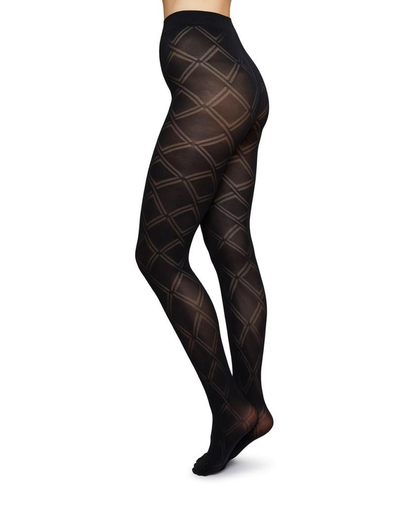 Kajsa tights Black