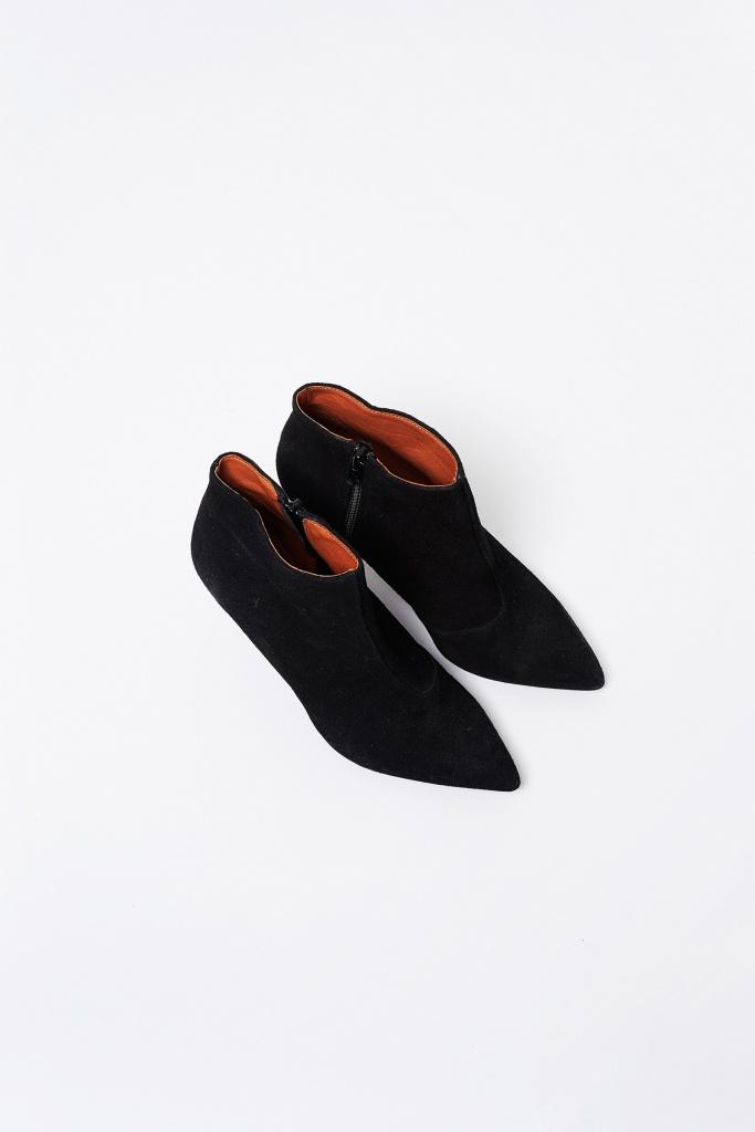 Evora High Boots Black