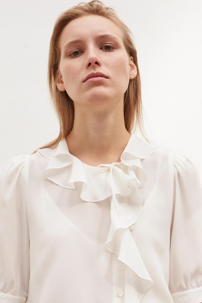 Xilla silk off white