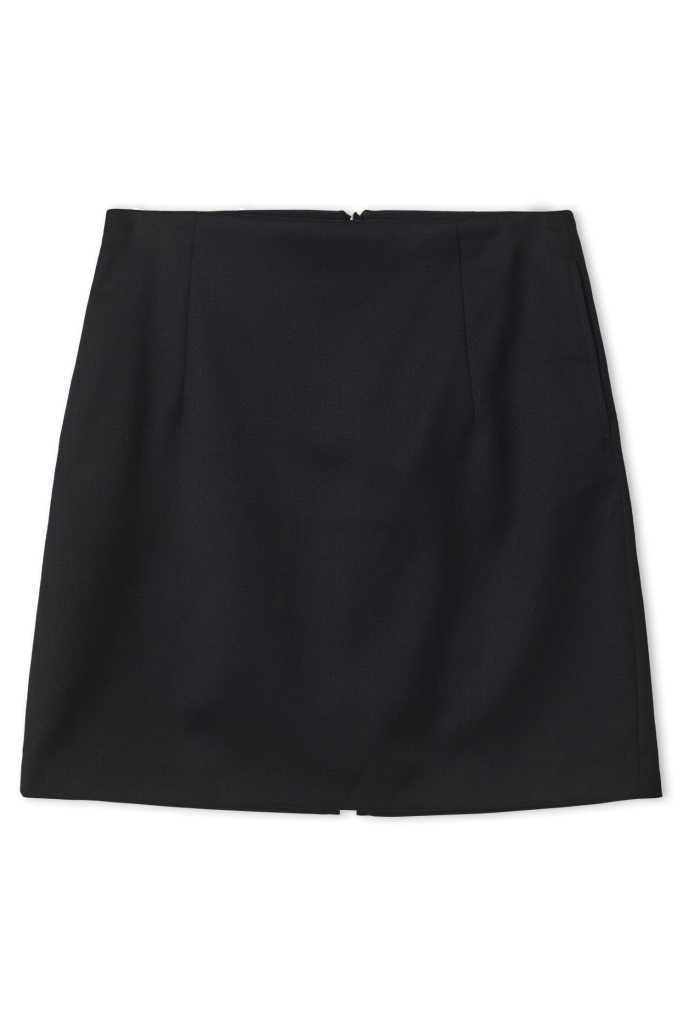 Aila Skirt Black