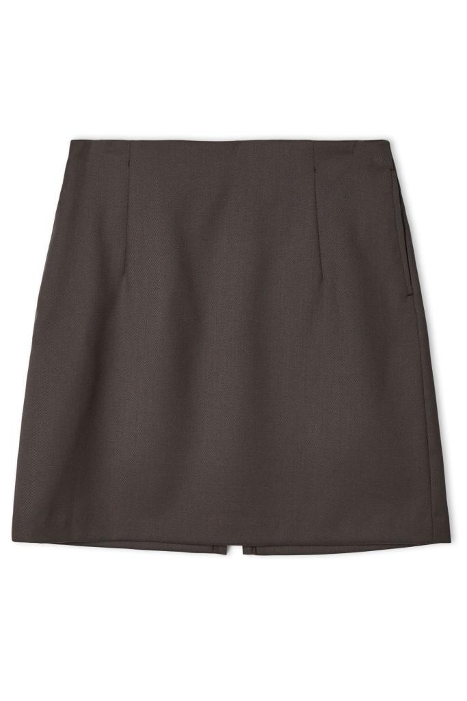 Aila Skirt taupe