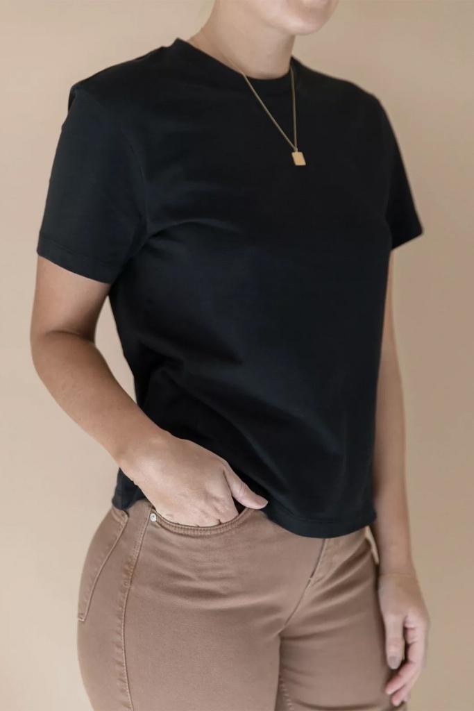 SB T-shirt classic Black