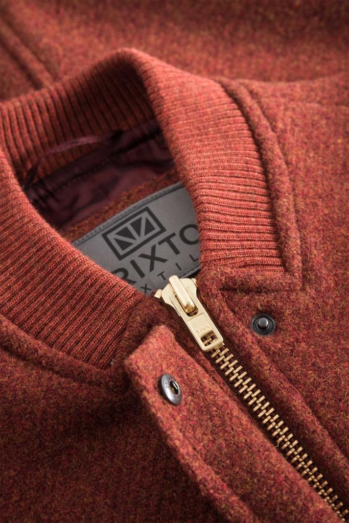 E.M Bomber Wool rust