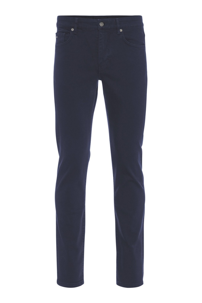 Jay Solid Stretch jl navy