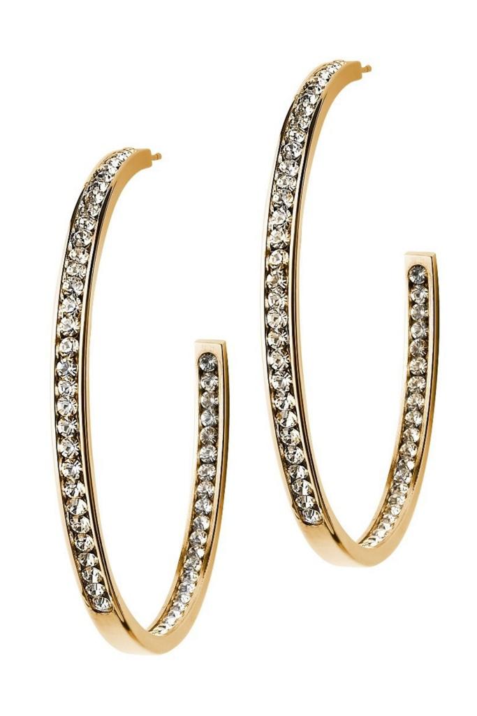 Andorra Earrings Large gold