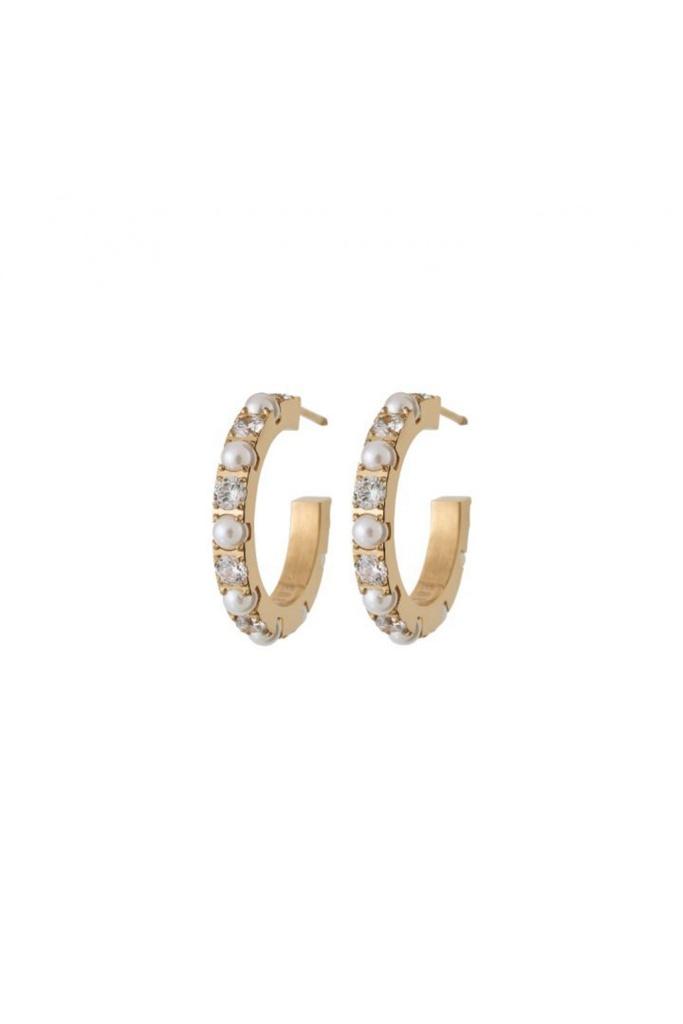 Estrid Earrings Gold gold
