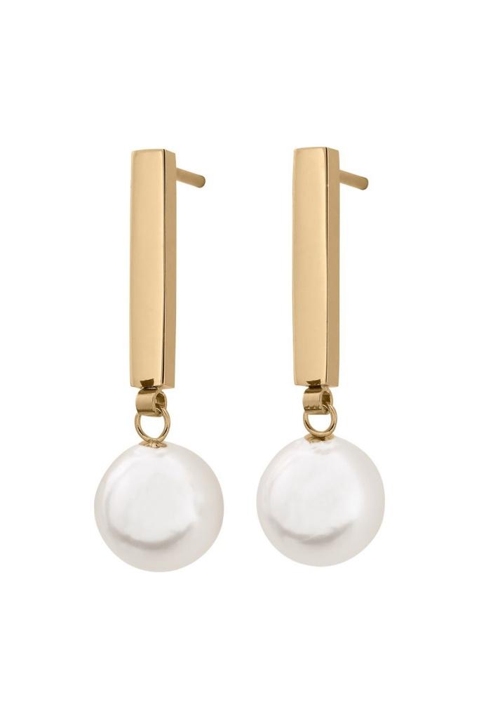 Lovisa Earrings Pin Gold gold