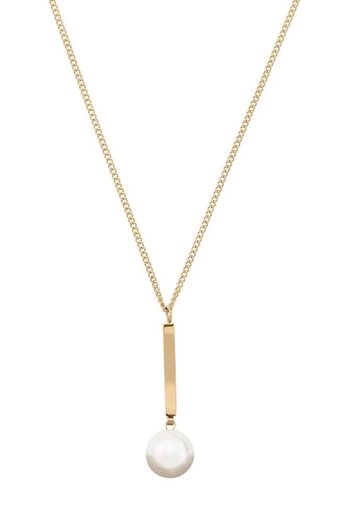 Lovisa Necklace Pin Gold gold
