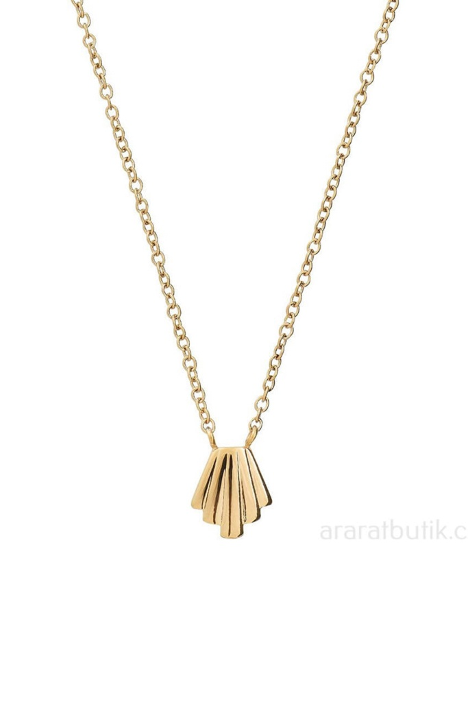 Michelle Necklace Gold gold
