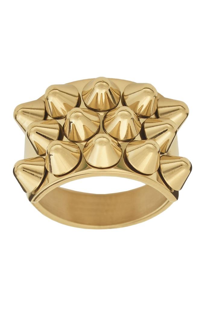 Peak Ring Gold gold