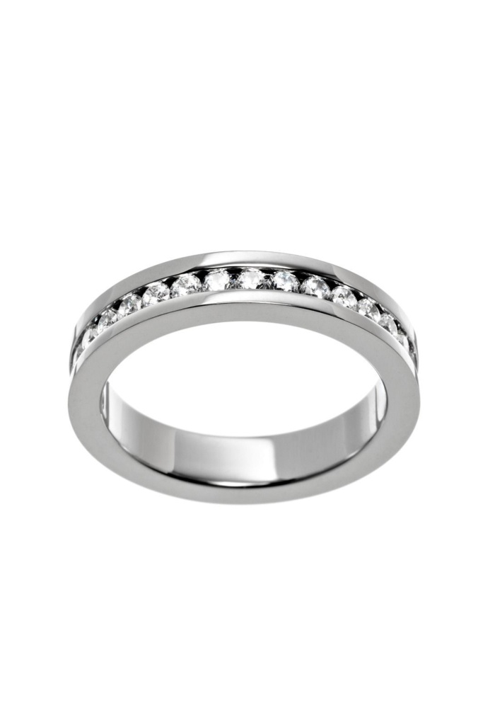 Bella Ring Steel Silver
