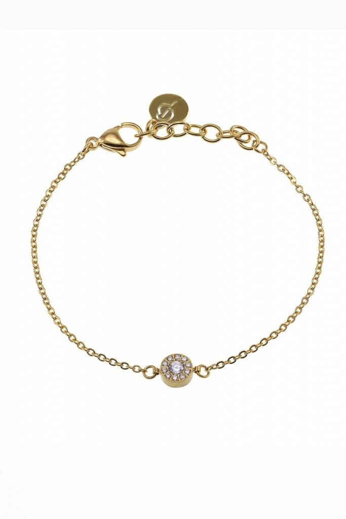 Thassos Bracelet Mini Gold gold