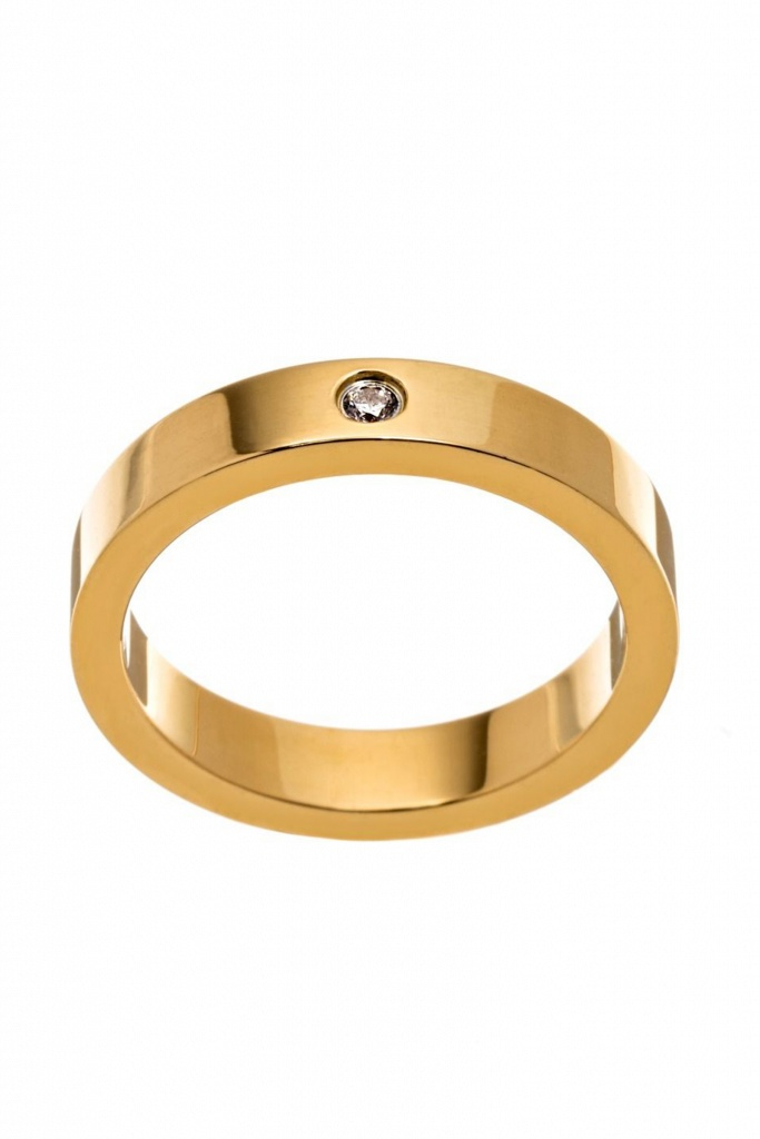 Wilma ring gold gold