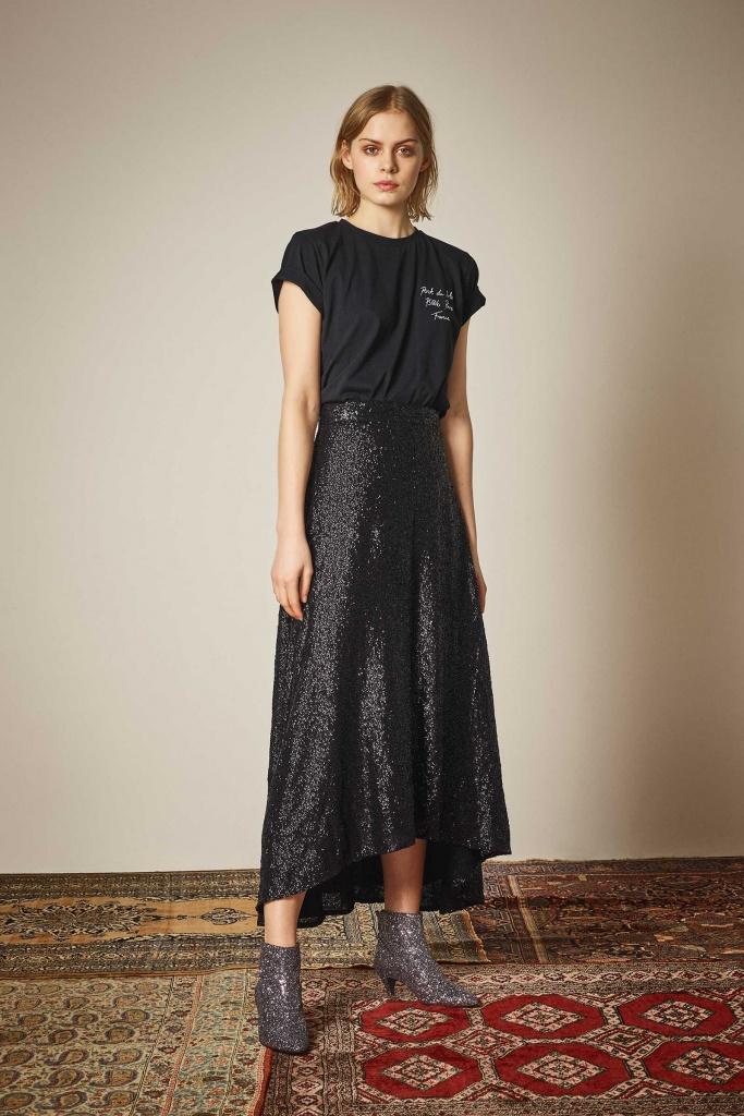 Tito skirt Black