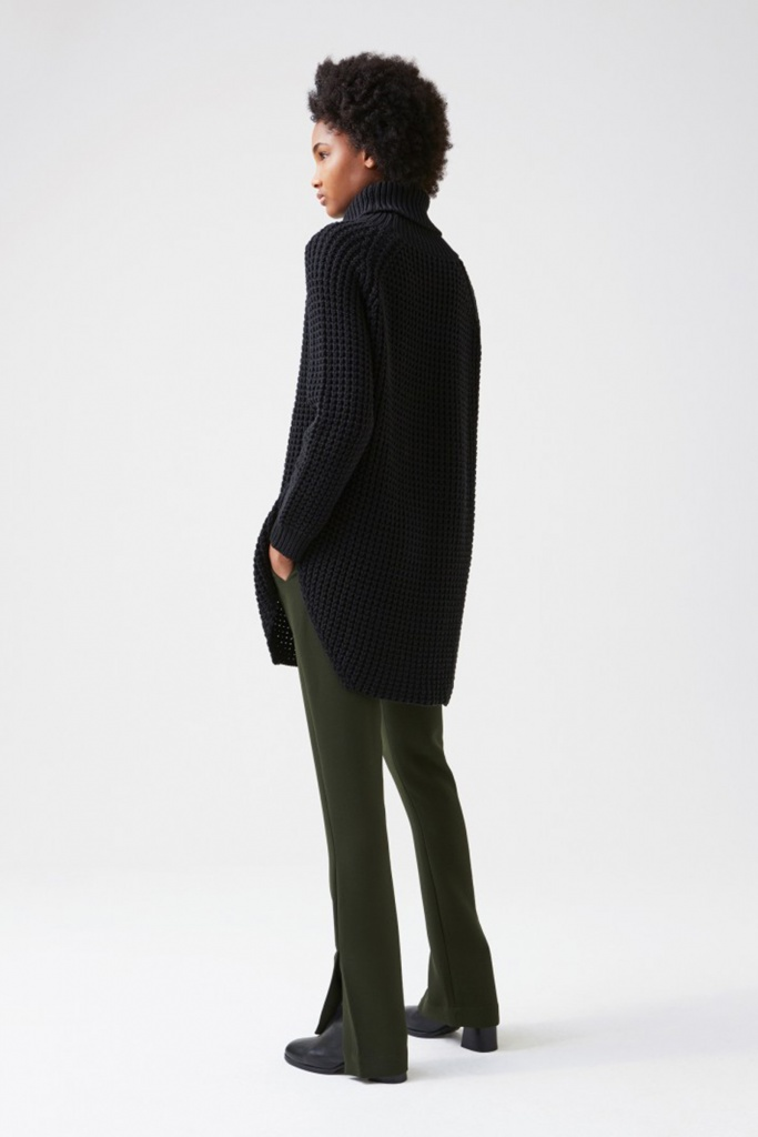 Grand Sweater Black