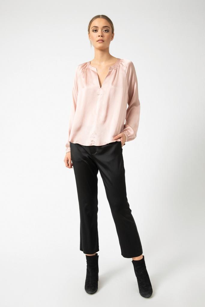 Hiromi blouse vintage pink