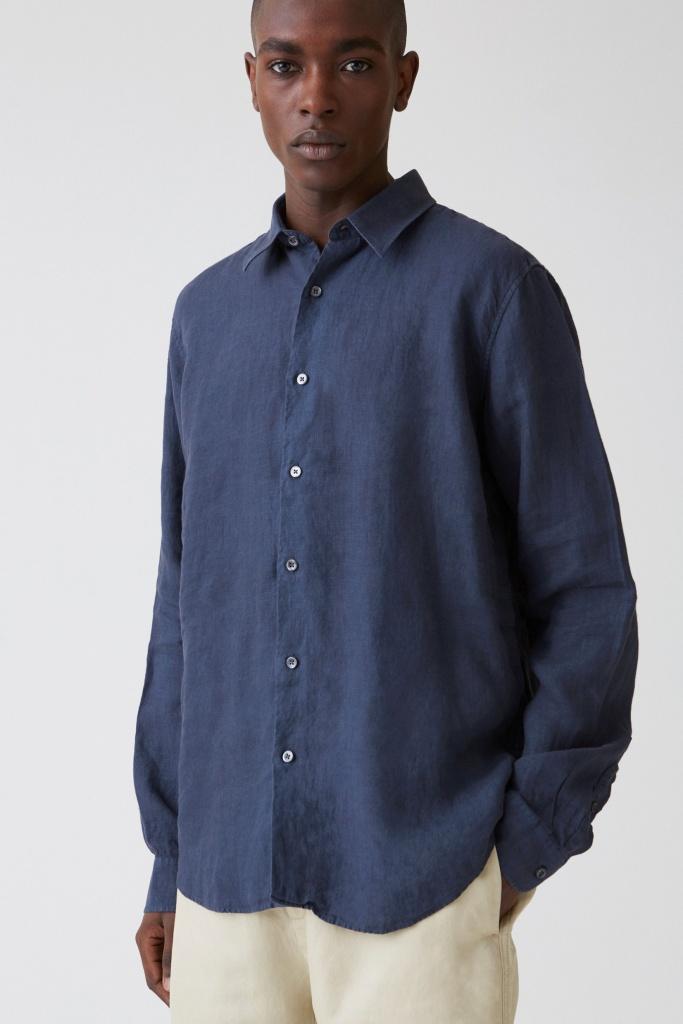 Air Clean Shirt Dk Blue