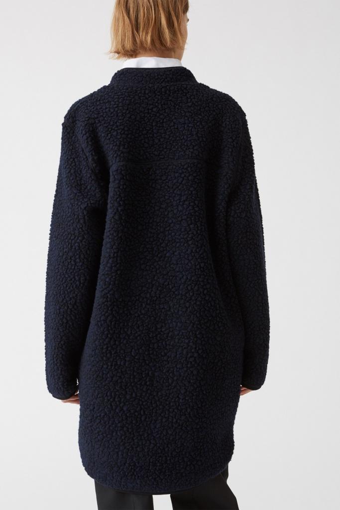 Atlas Sweater. Dk Navy