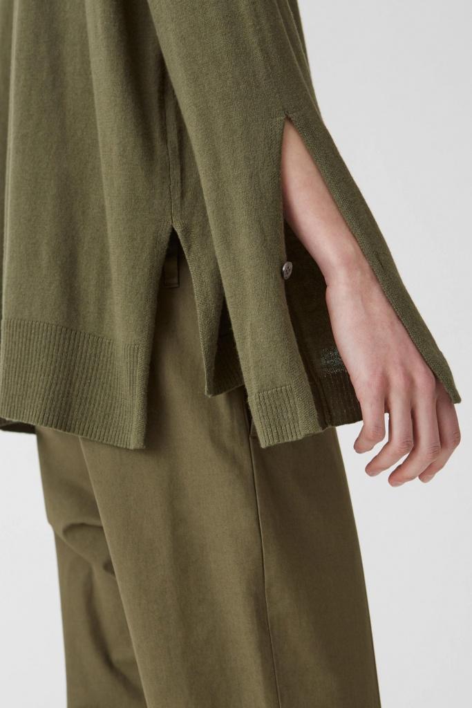 Copa Sweater Khaki Green