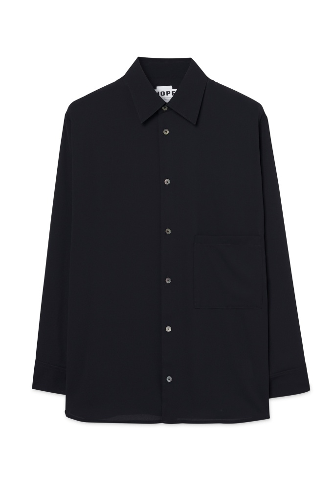 Elma Shirt Black