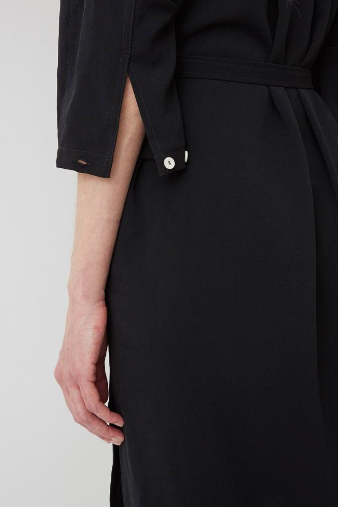 Flex Dress Black
