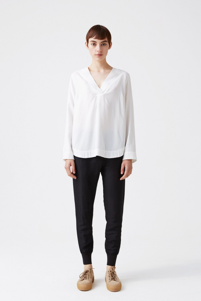 Krissy Cuff trouser 920 black