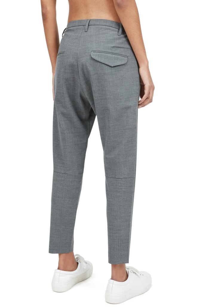 Krissy Trouser 952 grey mel