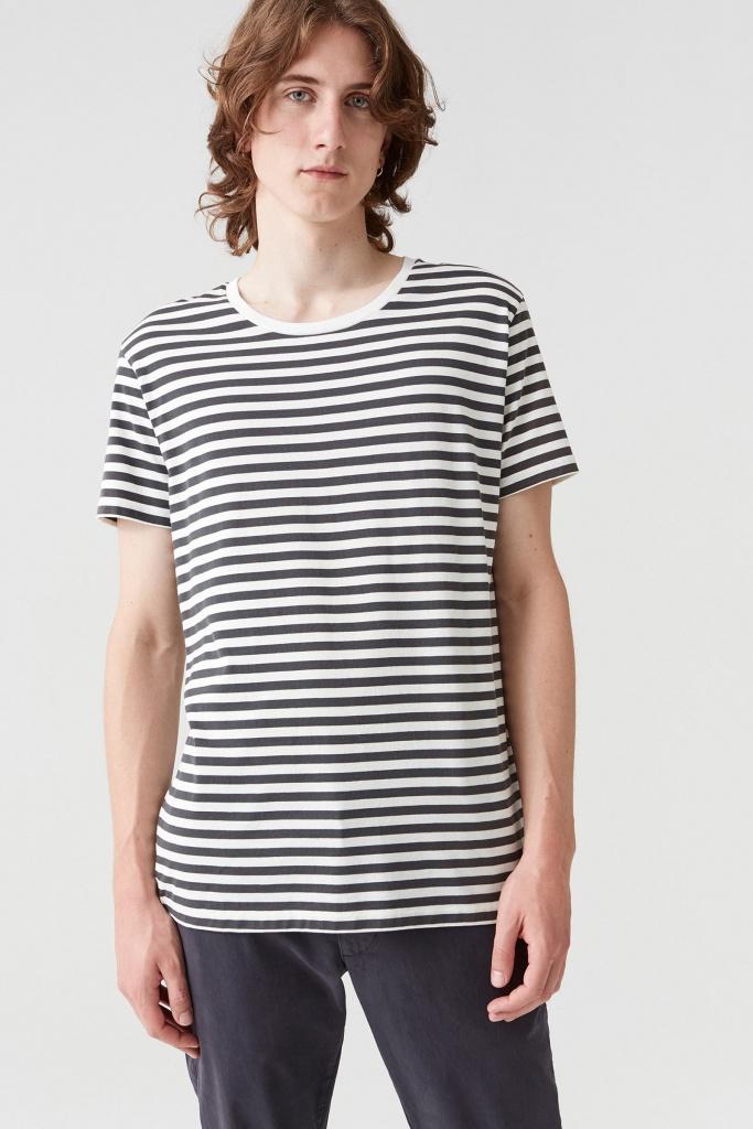 Alias Tee black stripe Black Stripe
