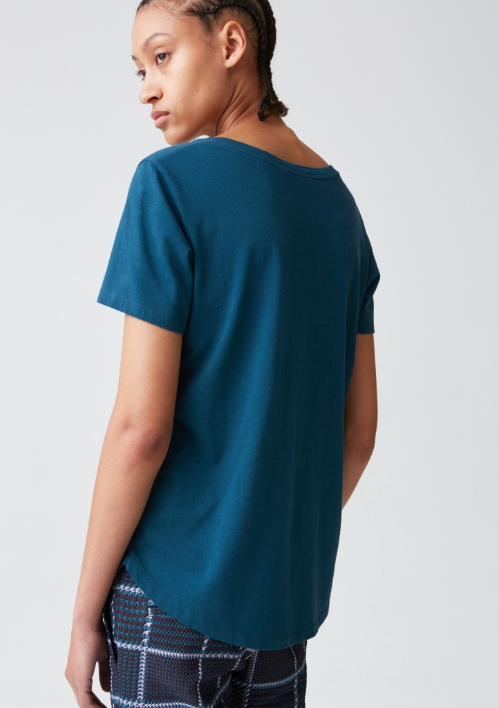 One Tee Dk Turquoise