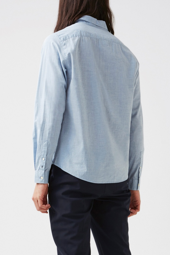 Roy Pocket Shirt lt blue