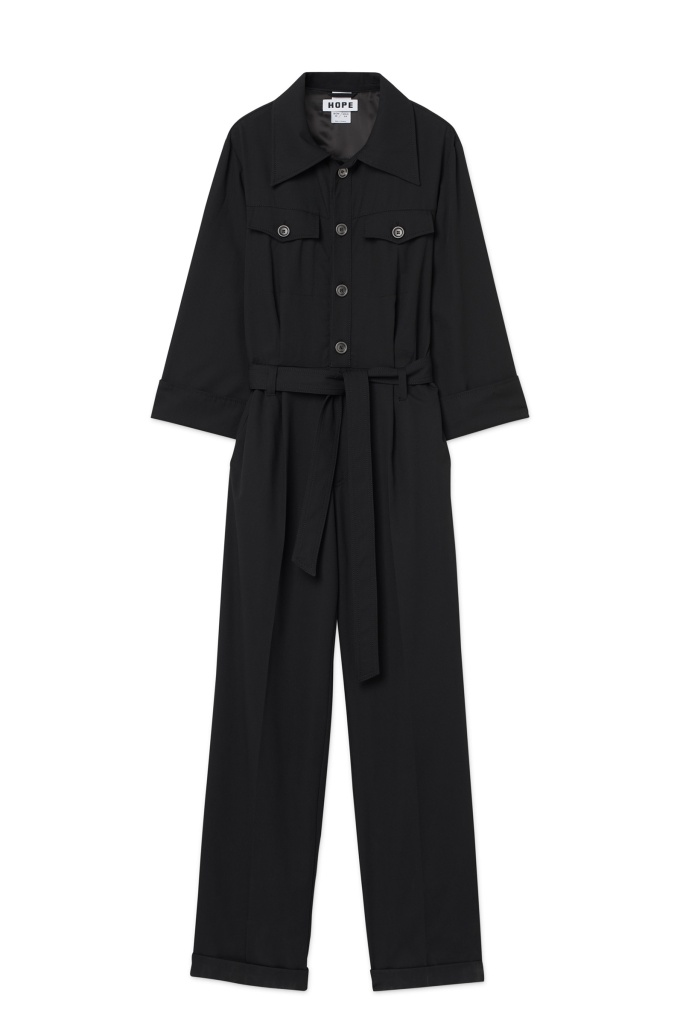 Sync Jumpsuit Black