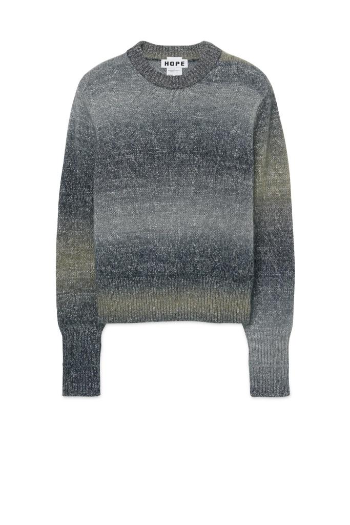 Tone Sweater Blue