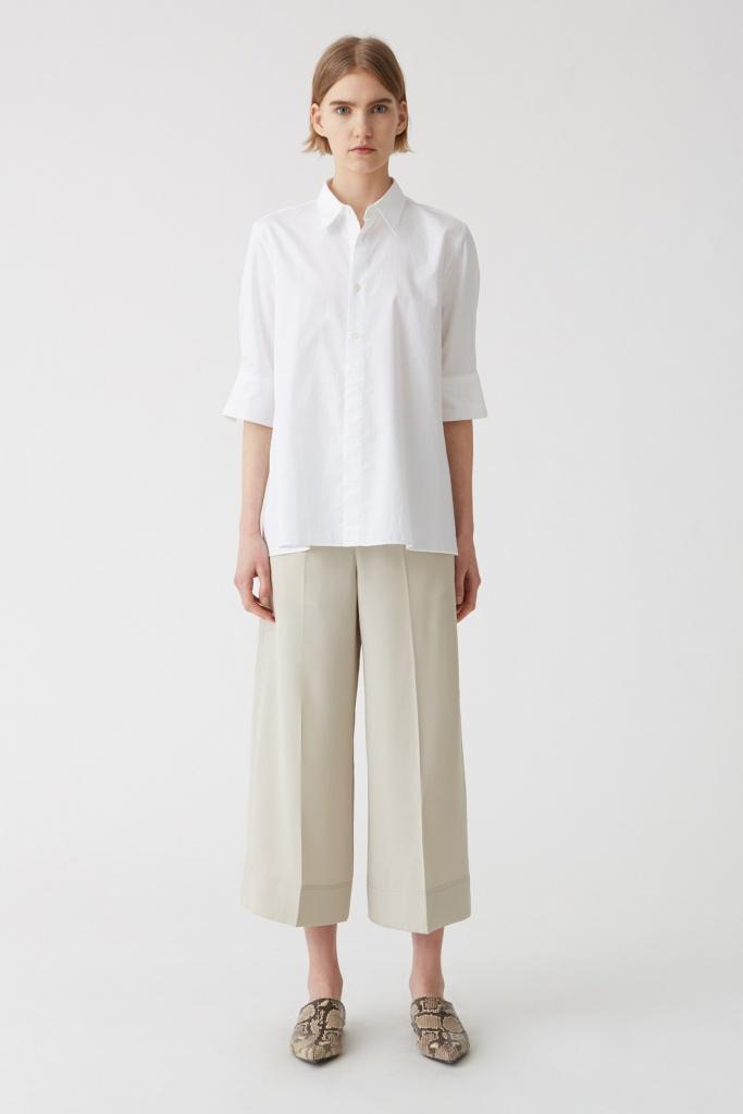 Tour Shirt White