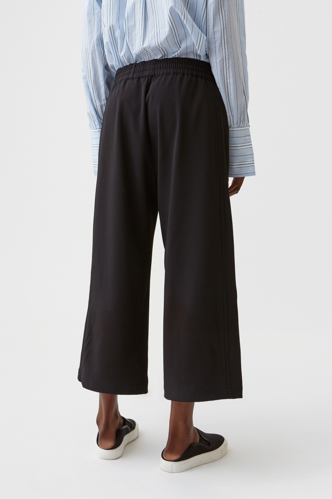 Lab Trouser Black