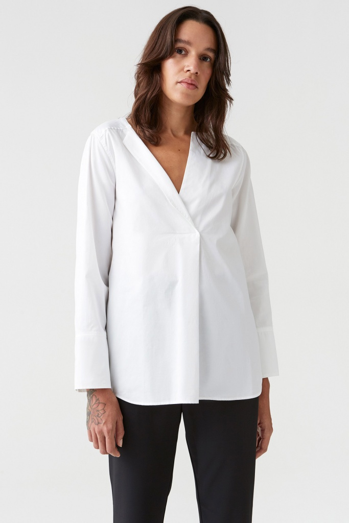 Mono Shirt White