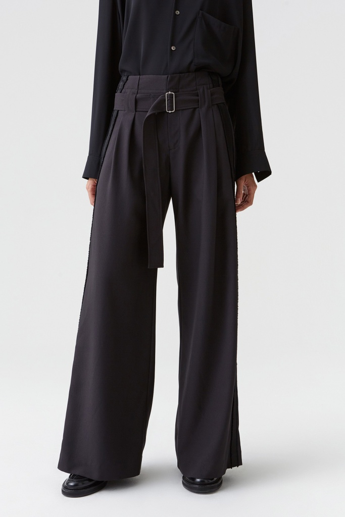Praise Trouser Black