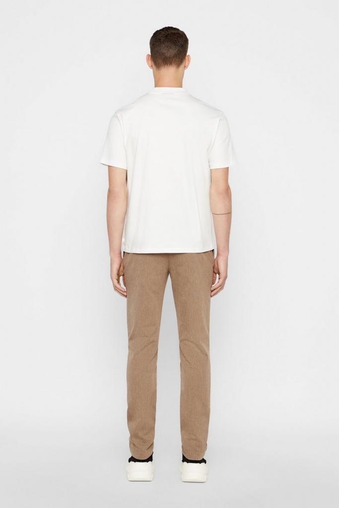 Chaze-Flannel twill grey/brown