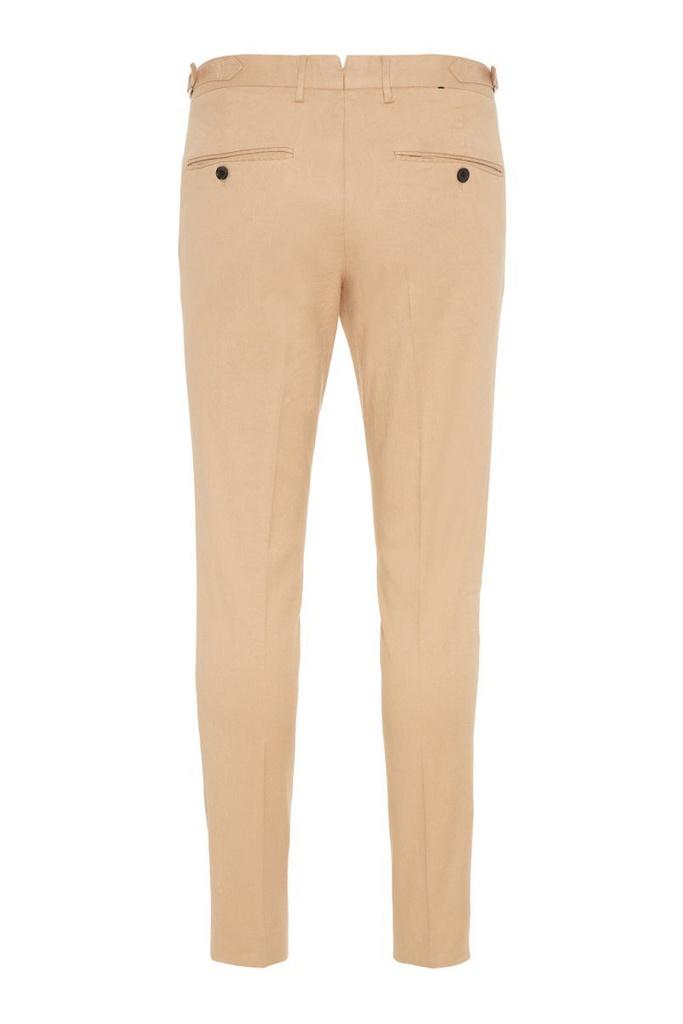 Grant-Cotton linen stretch Sheppard