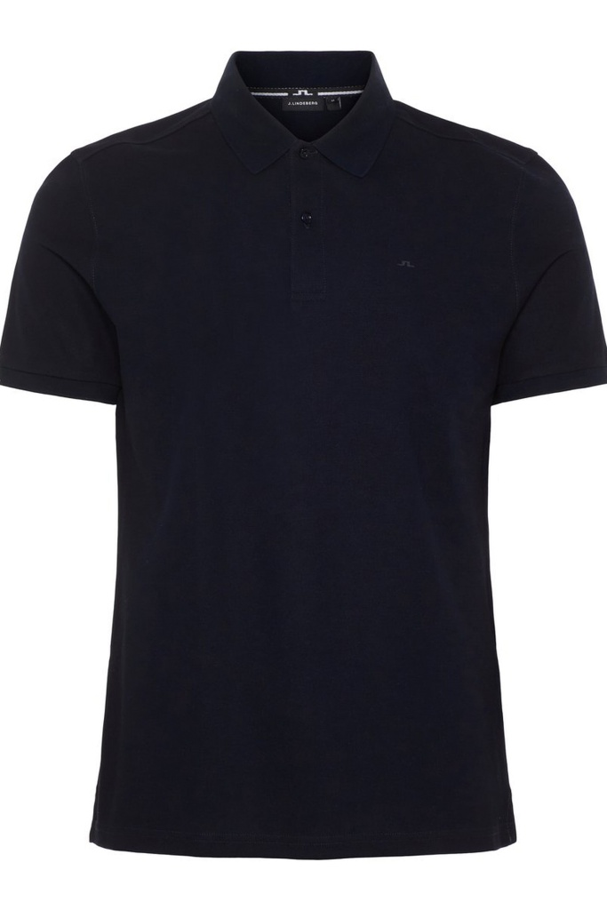 Troy ST Pique Polo Shirt Navy