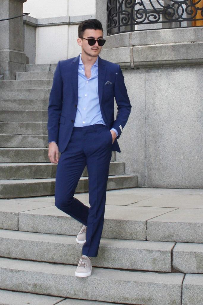 Todd Royal Blue