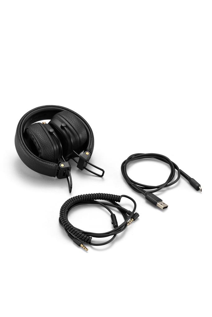 Major III Bluetooth black Black