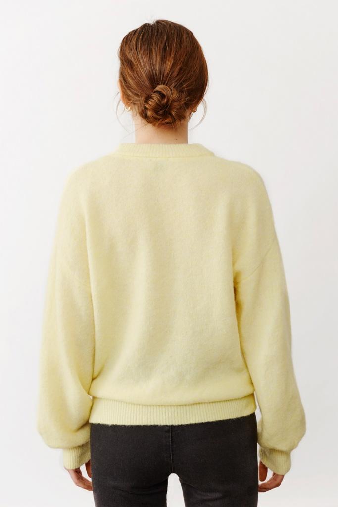 Emmy Sweater Light Yellow