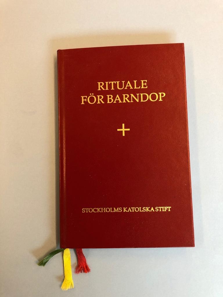 Rituale för barndop